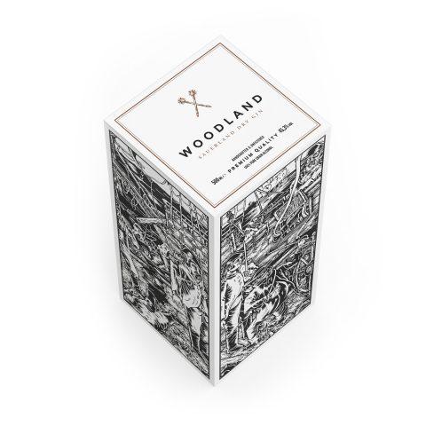 Karton Woodland IMMH Edition
