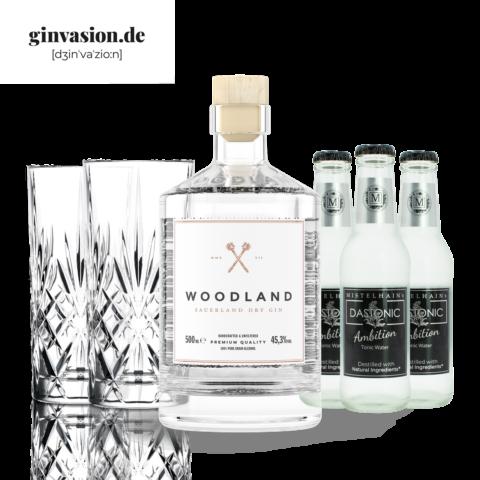 Woodland x Ginvasion Mistelhain Ambition Bundle