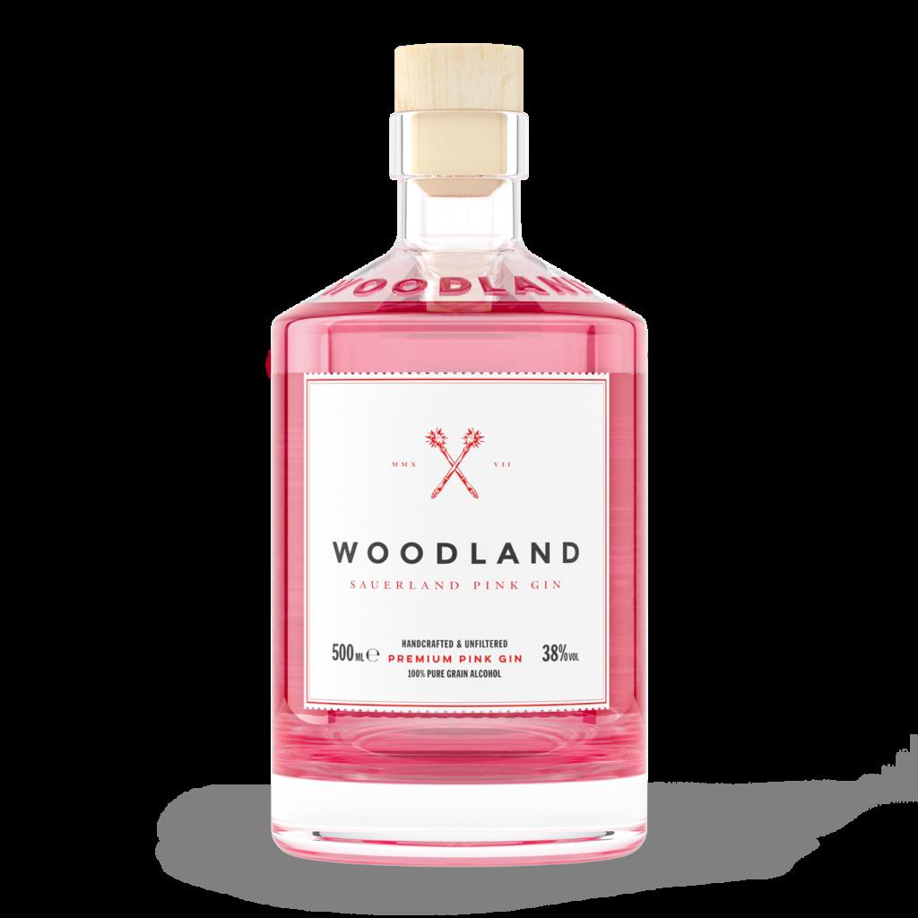 Woodland PinkGin