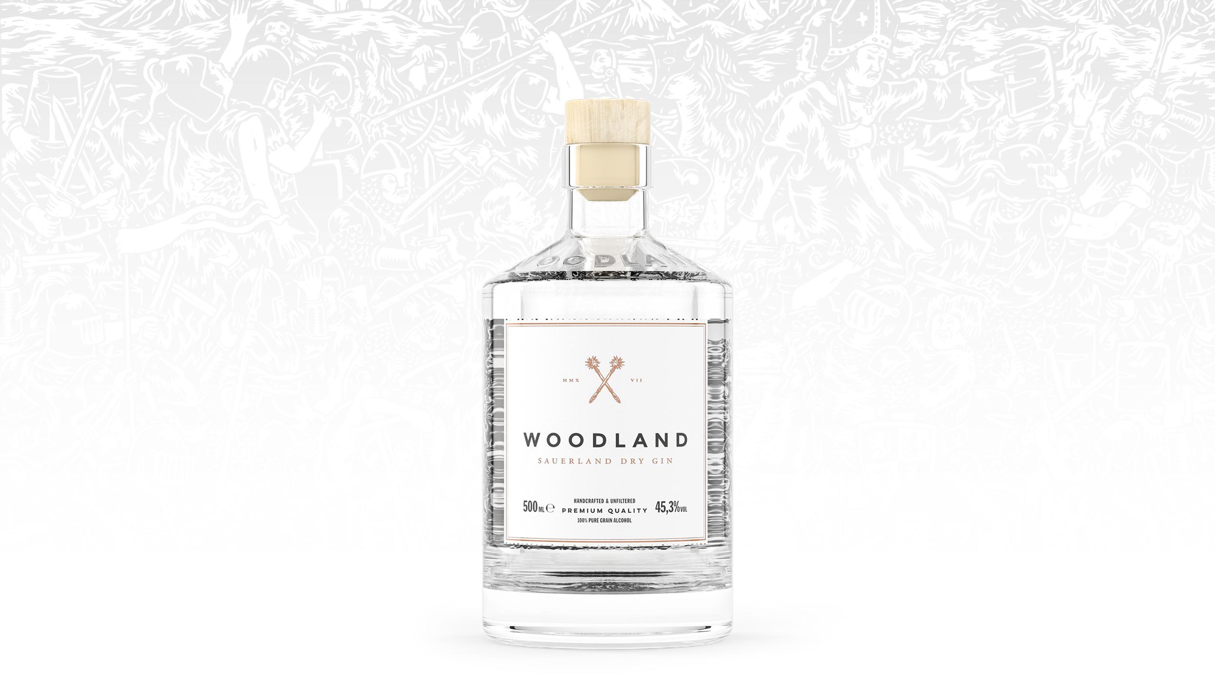 Woodland Sauerland Premium Dry