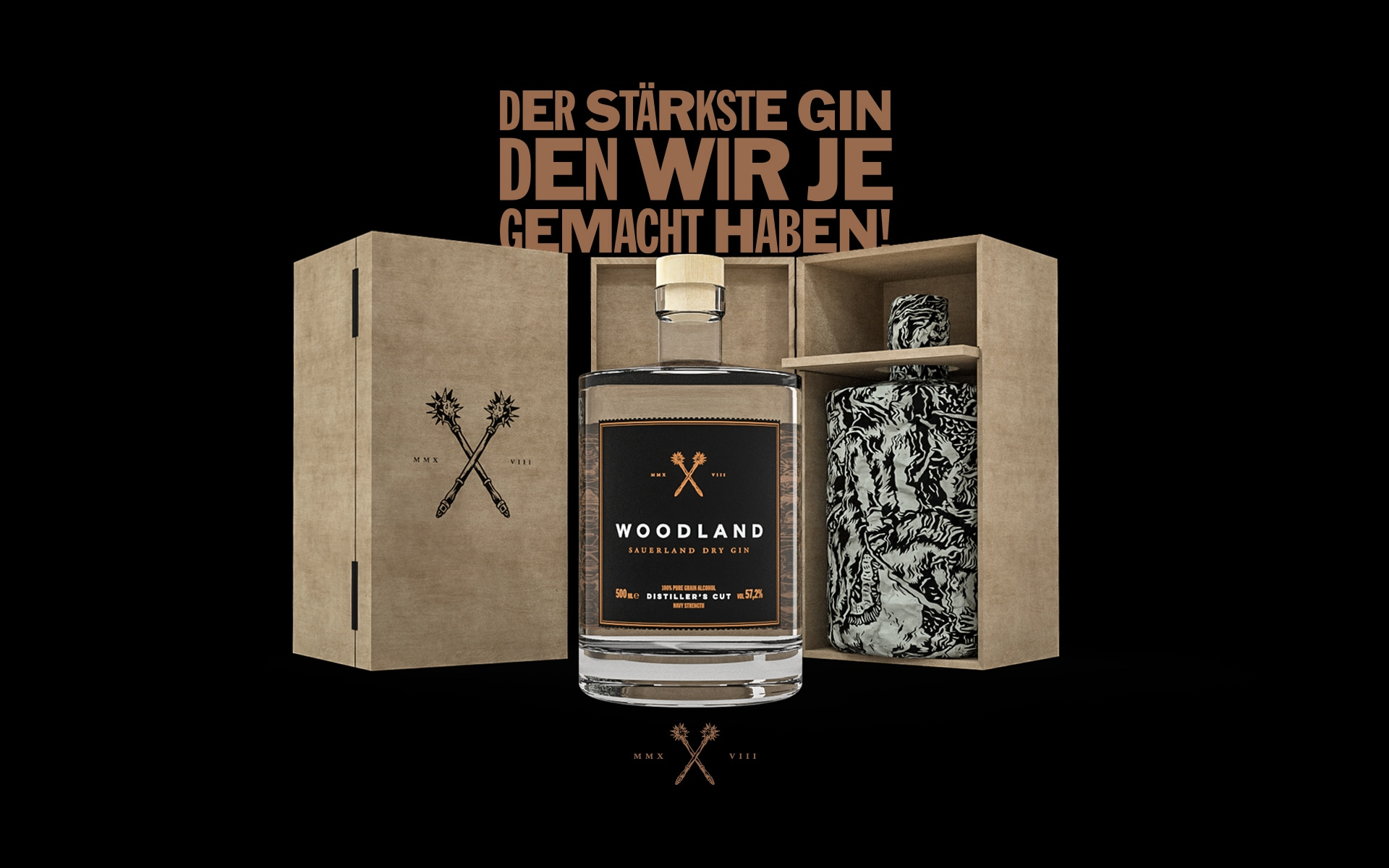 Woodland Gin Distillers Cut