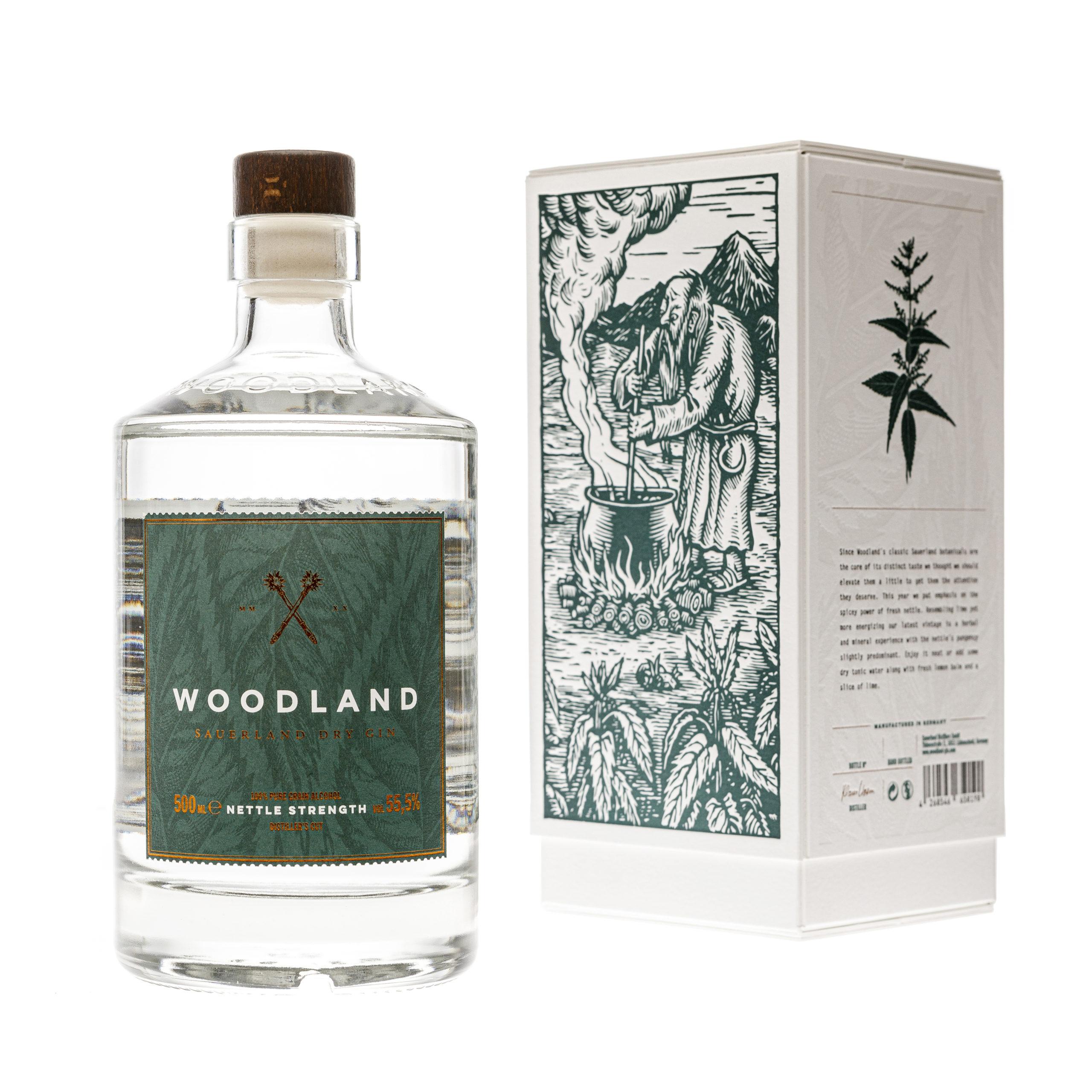 Woodland Nettle Strength Distillers Cut
